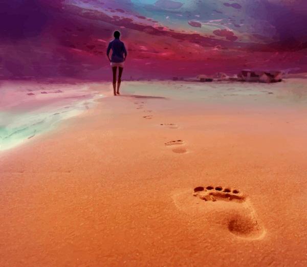 Editorial Amarante - A través del Universo - Camino Andado